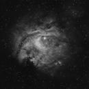 NGC 2174 OIII,                                pete_xl