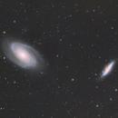 M81 & M82,                                tgigl
