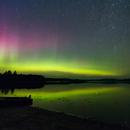 Lake Traverse Aurora,                                SmackAstro