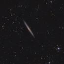 NGC 5907 - LRGB,                                Jonas Illner