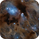 Chamaeleon molecular cloud Close Up,                                Stanislav Volskiy