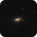 The Sunflower Galaxy (M63) in Canes Venatici,                                Keith Lisk