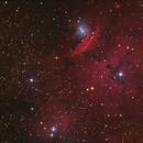 NGC 6559,                                Mark
