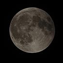 Post Eclipse Full Moon @ 00h48m18s,                                G400