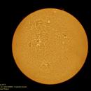 Sun in Halpha,                                thakursam