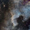 NGC7000,                                Mika Hämäläinen
