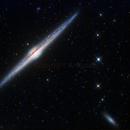 NGC4565,                                Andy Ermolli