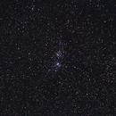 Double Cluster in Perseus,                                Kacper Staszczyk