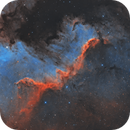 NGC 7000 - The North America Nebula,                                pmneo
