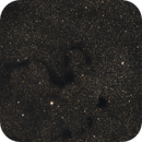 Barnard 72 - Snake Nebula,                                Mike Hislope