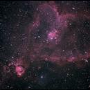Heart Nebula,                                Boommutt