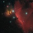 Nébuleuse à la tête de Cheval - Horsehead Nebula,                                Pascal Bousquet