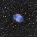 Messier 27,                                Gerson Pinto