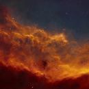 NGC 1499 California Nebula,                                Wissam Ayoub