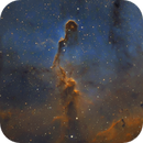 The Elephant's Trunk Nebula in IC1396,                                Benjamin Csizi
