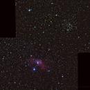 NGC7635 / M52,                                Stefan Bauer