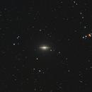 M104 The Sombrero Galaxy,                                Frank Chen