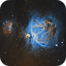 M42 HDR in SHO COLOR SCRIPT PROCESSING,                                Brian Meyerberg