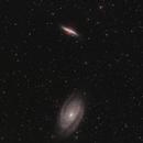 M81 & M82,                                Francesco