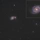 M51 and the supernova SN2011dh,                                Ivaylo Stoynov