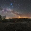 Milky Way 09/03/2021,                                Łukasz Żak