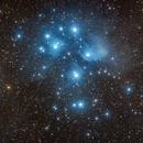 a darker site, a better pleiades,                                Matt Fulghum