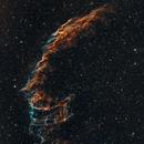 NCG6992 - Eastern Veil Nebula,                                Oscar Petersson