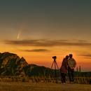 Hello, Comet NEOWISE!,                                Steed Yu