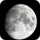 93% Gibbous Moon without Barlow, 1000D,                                AlastairLeith