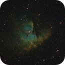 NGC 281 Pac-Man Nebula HST,                                Stan Westmoreland