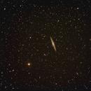 NGC891,                                Rudi Bjørn Rasmussen