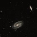 Les galaxies M81 et M82 dans la Grande Ourse,                                Didier SPREUTELS