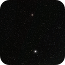 Test images - step down rings applied on Messier 13 + η Herculis,                                AC1000