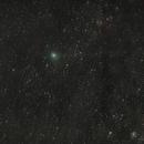 C/2014 E2 - Comet Jacques,                                GalaxyMike