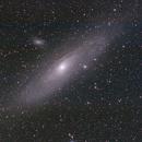 Messier 31 (The Andromeda Galaxy),                                LittleKing