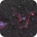 Heart nebula,                                Gendra