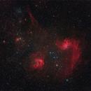 IC 405 Weitfeld,                                Thanatos