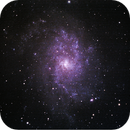 M33 mTriangulum Galaxy,                                BriskSixx