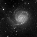 M101 - Deep Sky West Remote Observatory,                                Deep Sky West (Lloyd)