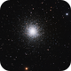 M13 - Hercules Cluster,                                Jason Schella