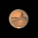 Mars October 2020,                                westchester_optics