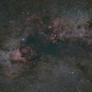Cygnus area,                                Aram Grigoryan