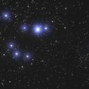 IC 2602 The Southern Pleiades & Mel 101 in Carina,                                Ray Caro