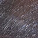 Startrails of the Milky Way's Center,                                Gabriel R. Santos (grsotnas)
