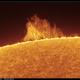 Quiescent prominence - 30.05.2018,                                Łukasz Sujka