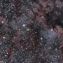 The North American Nebula,                                Lee Harris