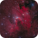 Cave Nebula H-alpha,                                Marcel Drechsler