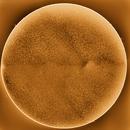 Full Sun disk -mosaic-,                                Boštjan Zagradišnik