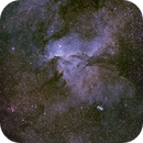 NGC 6188,                                Le Le
