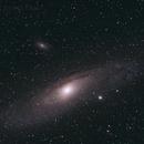 m31,Andromeda Galaxy,                                lucaguido1